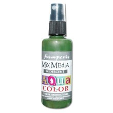 Aquacolor spray 60ml. - Vert  iridescent