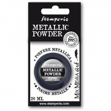 Metallic powder ml. 25 - Argent