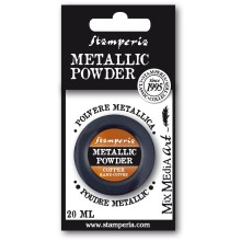 Metallic powder ml. 25 - Or
