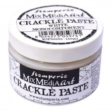 MIX MEDIA ART Pâte Cracklé monocomposant 150 ml