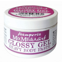Glossy Gel 150 ml Heavy Body Paste