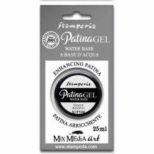 patina gel ml. 25 - blanche